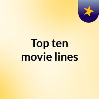 #MovieTrivia