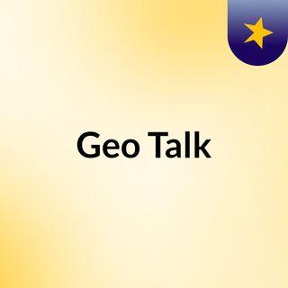 Geo Talk