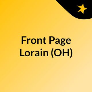Front Page Lorain (OH)