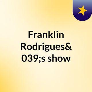 Ao Vivo Com Franklin Rodrigues