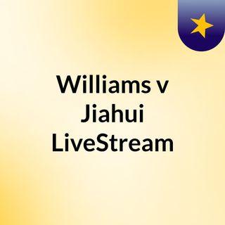 Gilliland v Newton LiveStream^?