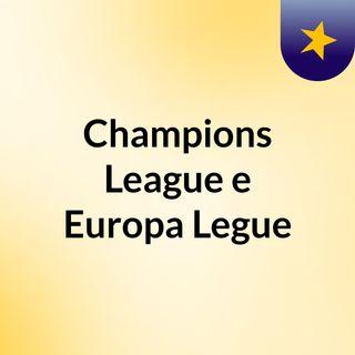 Fase a gironi Champions League