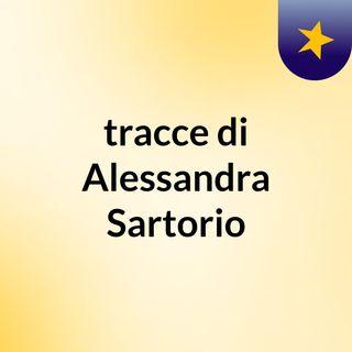 tracce di Alessandra Sartorio