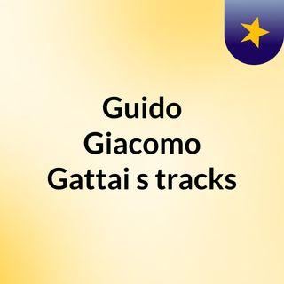 Guido Giacomo Gattai's tracks