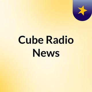Cube Radio News - 18 maggio 2020