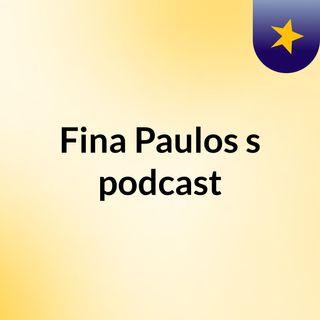 Speech Fina Paulos
