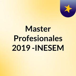 Master MBA en Dirección y Administración de Empresas