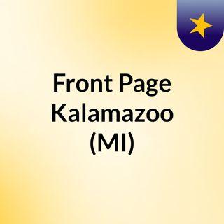 Front Page Kalamazoo (MI)