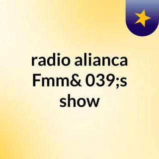 radio alianca milsic