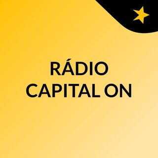 RÁDIO CAPITAL ON - 13/02/20