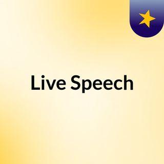 Live Speech