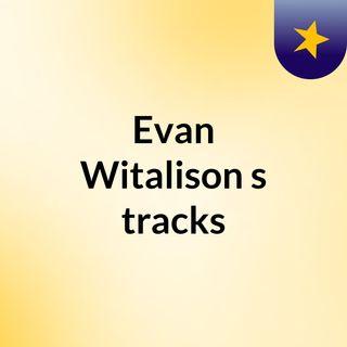 Evan Witalison's tracks