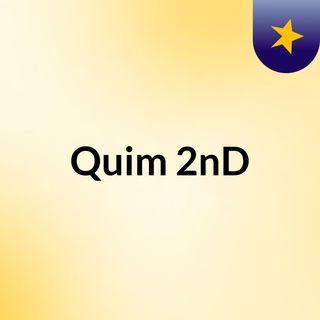 Quim 2nD