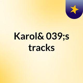 Karol's tracks