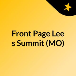 Front Page Lee's Summit (MO)