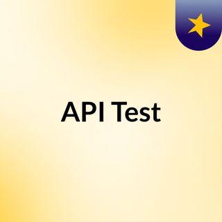 API Test