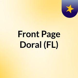 Front Page Doral (FL)
