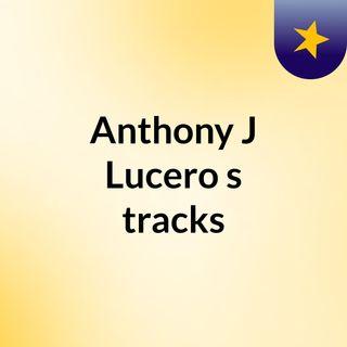 Anthony J Lucero's tracks