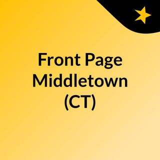 Front Page Middletown (CT)