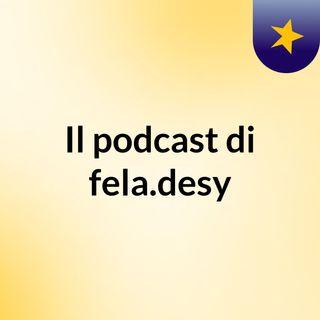 Il podcast di fela.desy