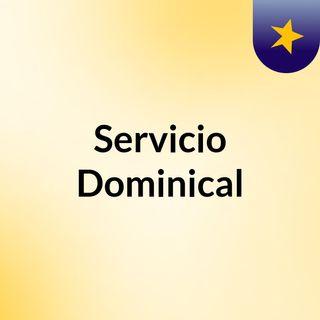 Servicio Dominical