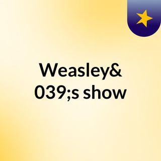 Soy Weasley