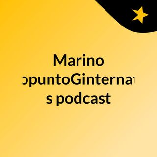 Marino RadiopuntoGinternationa's podcast