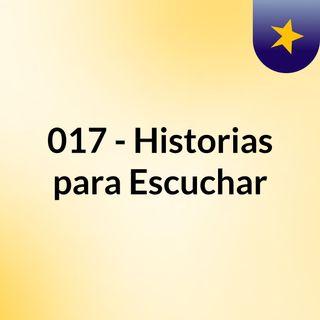 017 - Historias para Escuchar