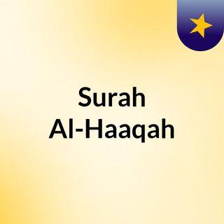 Surah Al-Haaqah