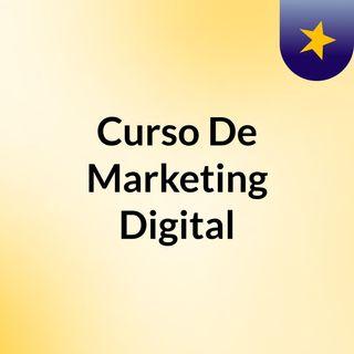 Primeira aula Gerenciamento de Marketing 3° Parte.