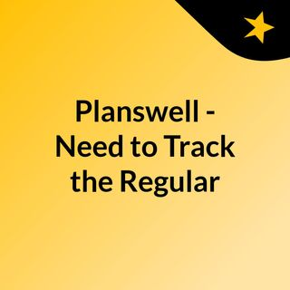 Planswell  -  Need to Track the Regular Expenses Online