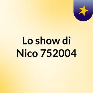 Episodio 13 - Lo show di Nico 752004