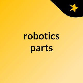 robotics parts