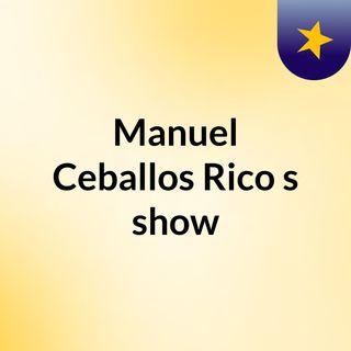 Defensa Proyecto de Dirección (Manuel Ceballos)