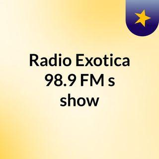 RadioExotica Madrugera
