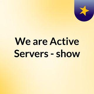 ActiveServers - High Performance Web Hosting
