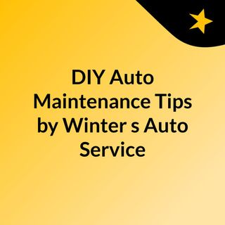 Increase Your Car's Life by Best Oil Change Winnipeg