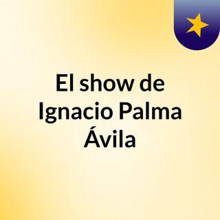 El show de Ignacio Palma Ávila