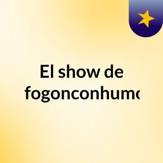 Entrevista a Ruben en Al Fogón con Humor