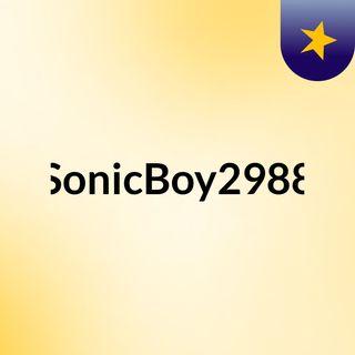 SonicBoy2988