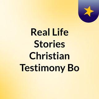 Salvation Testimony Video