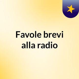 Favole brevi alla radio