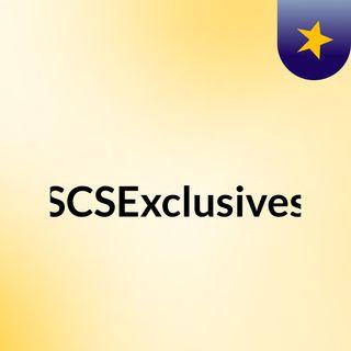 #SCSExclusives