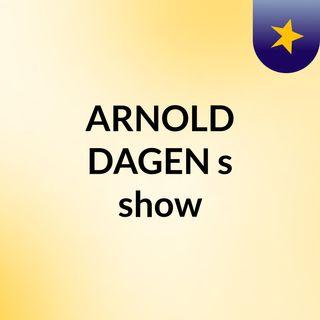 Episode 3 - ARNOLD Dagen Radio Live