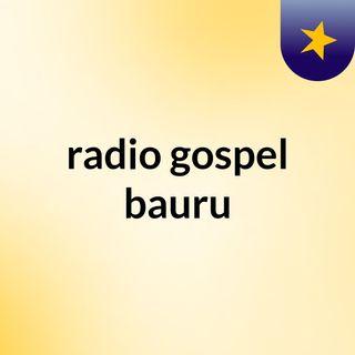 radio gospel web v