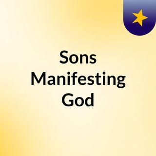 Episode 3 - Sonship faith ,