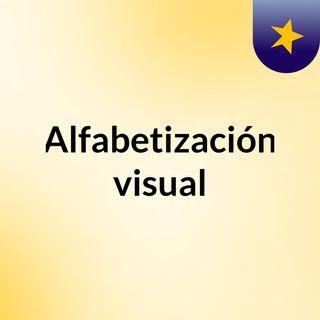 Cuña: Alfabetización visual