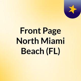 Front Page North Miami Beach (FL)