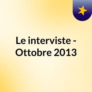 Ottobre 2013 - Stefania Campestrini