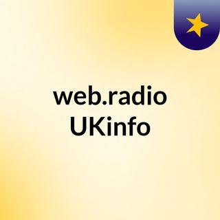 Episode 1 - web.radio UKinfo